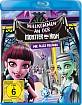 Monster High: Willkommen an der Monster High - Wie alles begann Blu-ray