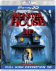 Monster House 3D (CA Import ohne dt. Ton) Blu-ray