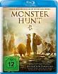 Monster Hunt Blu-ray