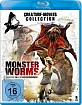 Monster Worms: Angriff der Monsterwürmer (Creature-Movies Collection) Blu-ray