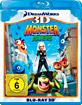 Monster und Aliens 3D (Blu-ray 3D + Blu-ray) (2. Neuauflage) Blu-ray