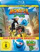Monster und Aliens Blu-ray