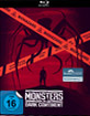 Monsters: Dark Continent (2014) (Limited Fan Edition) Blu-ray