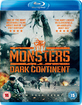 Monsters: Dark Continent (2014) (UK Import ohne dt. Ton) Blu-ray