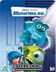 Monsters, Inc. 3D - Zavvi Exclusive Limited Edition Lenticular Steelbook (Blu-ray 3D + Blu-ray) (UK Import ohne dt. Ton) Blu-ray