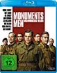 Monuments Men - Ungewöhnliche Helden (Blu-ray + UV Copy) Blu-ray