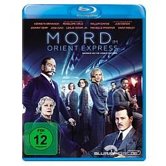 Mord im Orient Express (2017) Blu-ray
