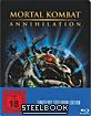 Mortal Kombat - Annihilation (Limited Steelbook Edition) Blu-ray