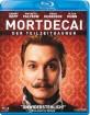 Mortdecai - Der Teilzeitgauner (CH Import) Blu-ray