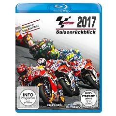 MotoGP Saisonrückblick 2017 Blu-ray