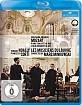 Mozart - Piano Concerto K.488 + Violin Concerto K.219 (Becker) Blu-ray