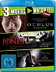 Mr. Jones (2013) + Oculus (2013) + The New Daughter (3-Disc Set) Blu-ray