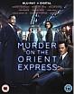 Murder on the Orient Express (2017) (Blu-ray + UV Copy) (UK Import) Blu-ray