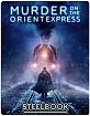 Murder on the Orient Express (2017) - Zavvi Exclusive Steelbook (Blu-ray + UV Copy) (UK Import) Blu-ray