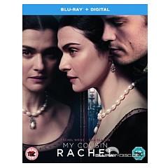 My Cousin Rachel (2017) (Blu-ray + UV Copy) (UK Import ohne dt. Ton) Blu-ray