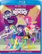 My Little Pony Equestria Girls: Rainbow Rocks (Blu-ray + DVD + Digital Copy) (Region A - US Import ohne dt. Ton) Blu-ray