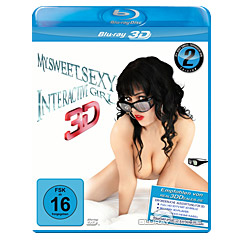 My Sweet Sexy Interactive Girl 3D - Edition 2 (Blu-ray 3D) Blu-ray