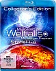 Mysterien des Weltalls - Staffel 1-4 (Collector's Edition) (Limited Edition) Blu-ray