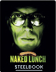 Naked Lunch - Zavvi Exclusive Limited Edition Steelbook (UK Import ohne dt. Ton) Blu-ray