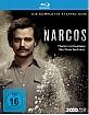 Narcos: Die komplette erste Staffel Blu-ray