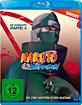 Naruto Shippuden - Die komplette vierte Staffel: Die zwei unsterblichen Akatsuki (Episoden 72-88) Blu-ray