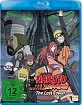 Naruto Shippuden: The Movie 4 - The Lost Tower Blu-ray
