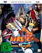 Naruto the Movie 2: Legend of the Stone of Gelel (Limited Mediabook Edition) Blu-ray