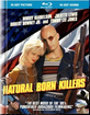 Natural Born Killers im Collector's Book (US Import) Blu-ray