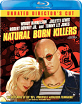 Natural Born Killers - Unrated Director's Cut (US Import ohne dt. Ton) Blu-ray