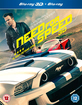Need for Speed (2014) 3D (Blu-ray 3D + Blu-ray) (UK Import ohne dt. Ton) Blu-ray