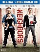 Neighbors (2014) (Blu-ray + DVD + Digital Copy + UV Copy) (CA Import ohne dt. Ton) Blu-ray