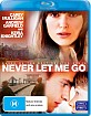 Never let me go (2010) (AU Import) Blu-ray