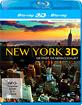 New York (2014) 3D (Blu-ray 3D) Blu-ray