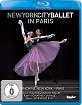 New York City Ballet in Paris (Bataillon) Blu-ray