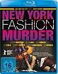 New York Fashion Murder Blu-ray