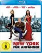 New York für Anfänger Blu-ray