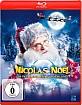 Nicolas Noël im Weihnachts-Wunderland Blu-ray
