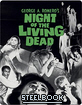Night of the living Dead (1968) - Zavvi Exclusive Limited Edition Steelbook (UK Import ohne dt. Ton) Blu-ray