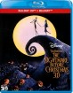 The Nightmare Before Christmas 3D (Blu-ray 3D + Blu-ray) (SE Import) Blu-ray