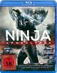 Ninja Apocalypse (2014) Blu-ray