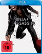 Ninja Assassin Blu-ray