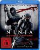 Ninja: Revenge will rise + Pfad der Rache (Ninja Double Feature) Blu-ray