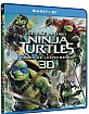 Ninja Turtles: Fuera de las Sombras 3D (Blu-ray 3D + Blu-ray) (ES Import) Blu-ray