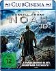 Noah (2014) 3D (Blu-ray 3D) Blu-ray