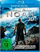 Noah (2014) 3D (Blu-ray 3D + Blu-ray) Blu-ray