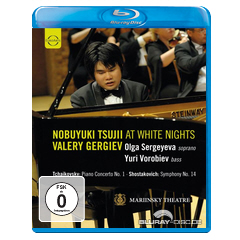 Nobuyuki Tsujii at White Nights Blu-ray