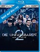 Now You See Me 2 - Die Unfassbaren 2 4K (4K UHD + Blu-ray) (CH Import) Blu-ray
