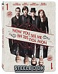 Now You See Me: Theat. and Ext. Cut - Best Buy Exclusive Steelbook (Blu-ray + DVD + UV Copy) (Region A - CA Import ohne dt. Ton) Blu-ray