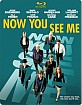 Now You See Me - Limited Extended FuturePak Edition (NL Import ohne dt. Ton) Blu-ray