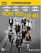Now You See Me - Limited Extended Edition (NL Import ohne dt. Ton) Blu-ray